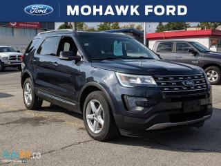Used 2017 Ford Explorer XLT for sale in Hamilton, ON