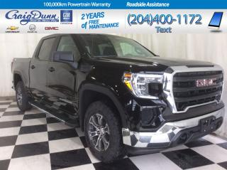 New 2020 GMC Sierra 1500 * 1500 Crew Cab 4x4 * X31 Off Road Package * for sale in Portage la Prairie, MB