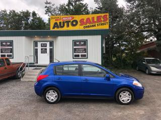 Used 2011 Nissan Versa for sale in Ottawa, ON