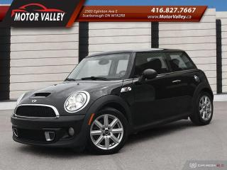 Used 2011 MINI Cooper S 6MT NO ACCIDENT! for sale in Scarborough, ON