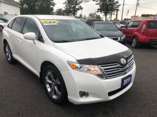 Used 2011 Toyota Venza for sale in St Catharines, ON