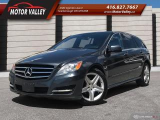 Used 2011 Mercedes-Benz R-Class R 350 BlueTec AMG Pkg. No Accident! for sale in Scarborough, ON