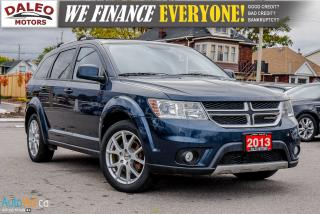 Used 2013 Dodge Journey SXT | BACKUP CAM | 7 PASSENGER for sale in Hamilton, ON