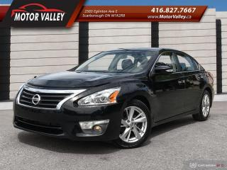 Used 2013 Nissan Altima 2.5 SL 1 Owner Nav - B.Up Cam- Loaded! for sale in Scarborough, ON