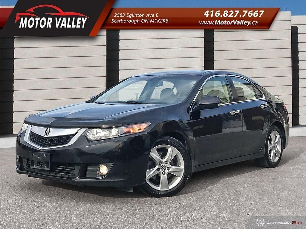 2010 Acura Tsx For Sale >> Used 2010 Acura Tsx W Premium Pkg No Accident Mint For