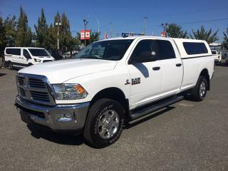 Used 2018 RAM 3500 SLT for sale in Langley, BC