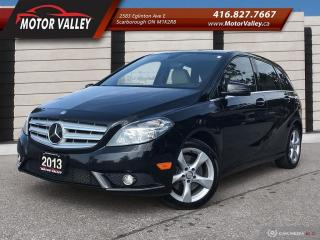 Used 2013 Mercedes-Benz B-Class B 250 Sports Tourer No Accident! for sale in Scarborough, ON