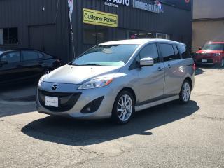 Used 2013 Mazda MAZDA5 GT for sale in Coquitlam, BC