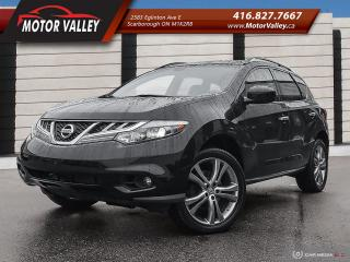 Used 2012 Nissan Murano LE Loaded No Accident! for sale in Scarborough, ON