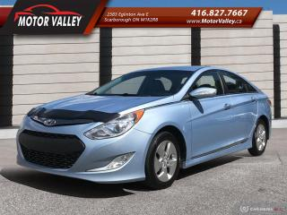 Used 2012 Hyundai Sonata HEV Hybrid Leather 1-Owner No Accident! for sale in Scarborough, ON
