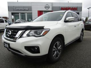 Used 2018 Nissan Pathfinder SV Tech for sale in Timmins, ON