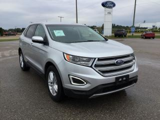 Used 2015 Ford Edge SEL FWD | Accident Free | Remote Start for sale in Harriston, ON
