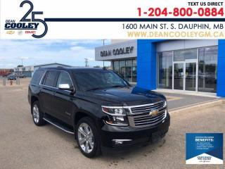 Used 2017 Chevrolet Tahoe Premier for sale in Dauphin, MB
