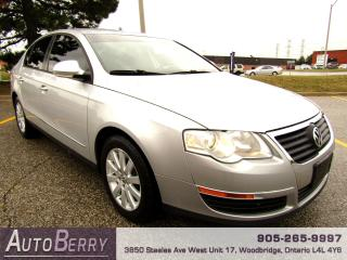 Used 2010 Volkswagen Passat 2.0L - Turbo - Comfortline for sale in Woodbridge, ON