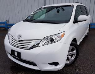 Used 2015 Toyota Sienna LE *8 PASSENGER* for sale in Kitchener, ON