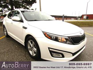 Used 2014 Kia Optima 2.4L - FWD - LX for sale in Woodbridge, ON