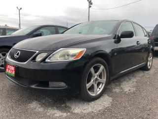 Used 2006 Lexus GS 300 for sale in Pickering, ON