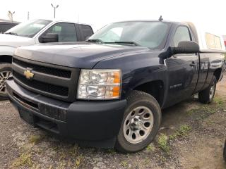Used 2011 Chevrolet Silverado 1500 WT for sale in Pickering, ON
