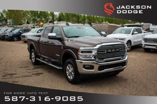New 2019 RAM 3500 Laramie Crew Cab | Sunroof | Navigation | 12