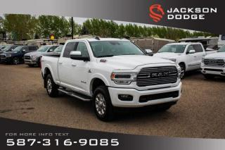 New 2019 RAM 3500 Laramie | Navigation | Sunroof | Surround Camera for sale in Medicine Hat, AB