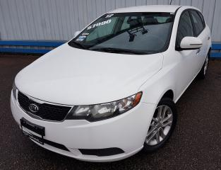 Used 2012 Kia Forte 5 EX *AUTOMATIC* for sale in Kitchener, ON