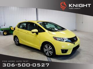 Used 2016 Honda Fit EX for sale in Moose Jaw, SK
