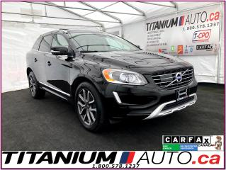Used 2016 Volvo XC60 AWD+Camera+Pano Roof+Blind Spot+Adaptive Cruise+ for sale in London, ON