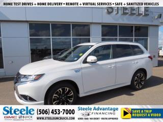 Used 2018 Mitsubishi Outlander Phev GT for sale in Fredericton, NB