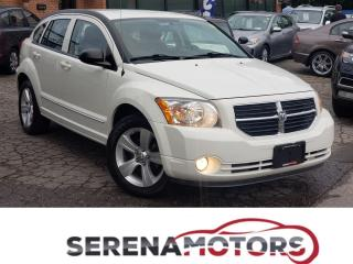 Used 2010 Dodge Caliber SXT | AUTO | HEATED SEATS | NO ACCIDENTS for sale in Mississauga, ON