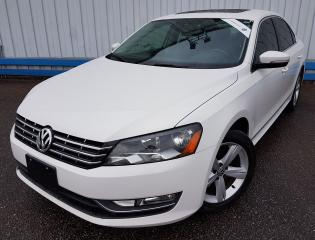 Used 2014 Volkswagen Passat Comfortline *TDI DIESEL* for sale in Kitchener, ON