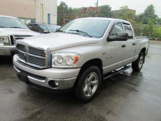 Used 2008 Dodge Ram 1500 4X4 Quad Cab Hemi 5.7L| Accident Free. for sale in Toronto, ON