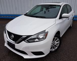 Used 2016 Nissan Sentra 1.8 SV *NAVIGATION-SUNROOF* for sale in Kitchener, ON