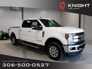 Used 2019 Ford F-350 Super Duty SRW Lariat for sale in Moose Jaw, SK
