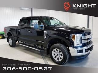 Used 2019 Ford F-350 Super Duty SRW XLT for sale in Moose Jaw, SK