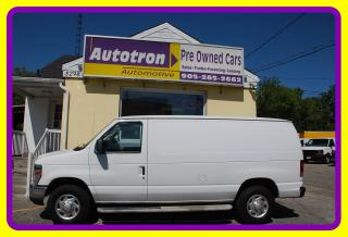 Used 2014 Ford E250 3/4 Ton Cargo Van, Loaded for sale in Woodbridge, ON