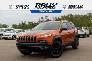 Used 2015 Jeep Cherokee Trailhawk for sale in Prince Albert, SK