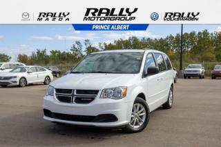 Used 2016 Dodge Grand Caravan SXT for sale in Prince Albert, SK