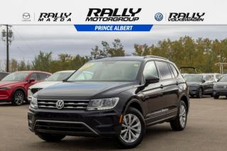 Used 2019 Volkswagen Tiguan Trendline for sale in Prince Albert, SK