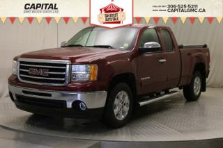 Used 2013 GMC Sierra 1500 SLT Extended Cab *LEATHER* for sale in Regina, SK