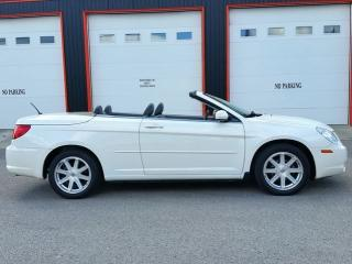 Used 2008 Chrysler Sebring TOURING CONVERTIBLE for sale in Jarvis, ON