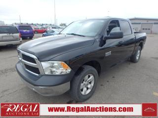 Used 2014 RAM 1500 SXT CREW CAB SWB 3.6L 4WD for sale in Calgary, AB