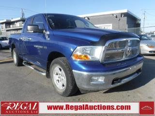 Used 2011 Dodge Ram 1500 SLT 4D Quad CAB 4WD for sale in Calgary, AB