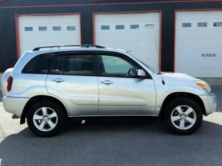 Used 2005 Toyota RAV4 4x4 for sale in Jarvis, ON