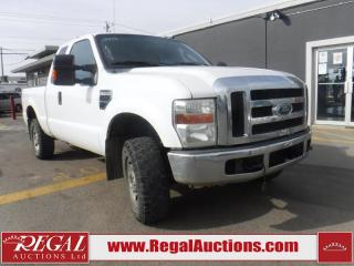 Used 2009 Ford F-250 XLT SuperCab 4WD for sale in Calgary, AB