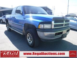 Used 2001 Dodge Ram 1500 2D Quad CAB 4WD for sale in Calgary, AB