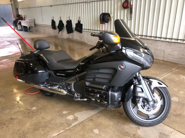 2013 Honda Gold Wing F6B 1800