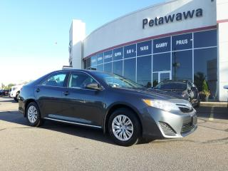 Used 2012 Toyota Camry LE for sale in Pembroke, ON