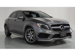 Used 2015 Mercedes-Benz GLA GLA45   4MATIC   1-OWNER   CLEAN CARFAX   NAVIGATI for sale in Vaughan, ON