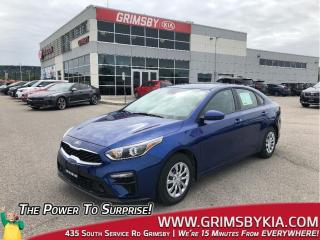 Used 2020 Kia Forte LX CVT for sale in Grimsby, ON