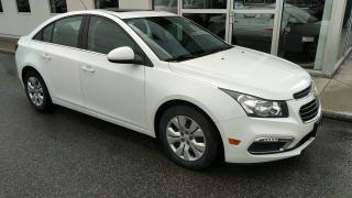 Used 2015 Chevrolet Cruze LT Sedan | Sunroof | One Owner for sale in Listowel, ON